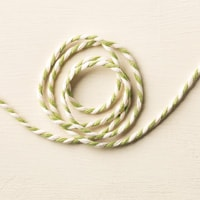 Natural & Old Olive Two-Tone Trim