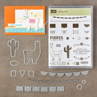 Birthday Fiesta Photopolymer Bundle
