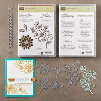 Flourishing Phrases Clear-Mount Bundle