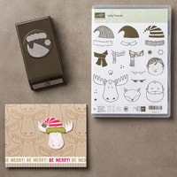 Jolly Friends Photopolymer Bundle