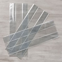 """6"""" X 17"""" (15.2 X 43.2 Cm) Gusseted Cellophane Bags"""