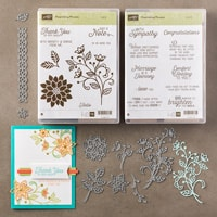Flourishing Phrases Wood-Mount Bundle