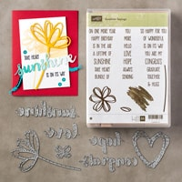 Sunshine Sayings Wood-Mount Bundle