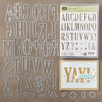 Letters For You Photopolymer Bundle