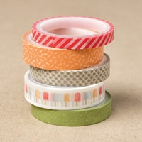 Tasty Treats Designer Washi Tape