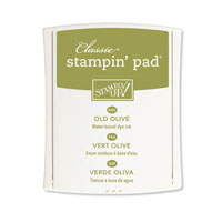 Old Olive Classic Stampin' Pad*