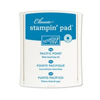 Pacific Point Classic Stampin' Pad*