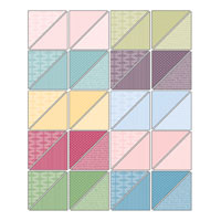 Designer Series Paper Patterns Stack - Subtles Collection