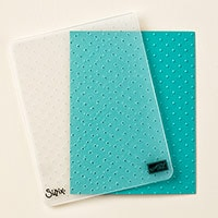 Perfect Polka Dots Textured Impressions Embossing Folder