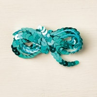 Bermuda Bay Sequin Trim