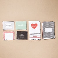 Moments Like These Project Life Card Collection