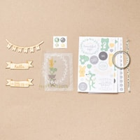 Hello Baby Project Life Accessory Pack