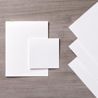 Whisper White A4 Thick Cardstock