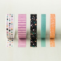 Playful Palette Designer Washi Tape