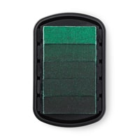 Emerald Envy Ombre Stampin' Pad