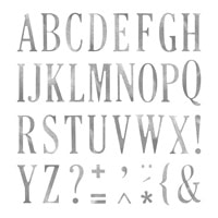 Letters For You Photopolymer Stamp Set