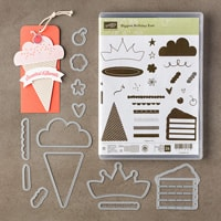 Biggest Birthday Ever Photopolymer Bundle
