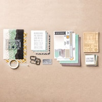 Toute L'année Project Life Accessory Pack (French)
