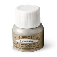 Champagne Mist Shimmer Paint