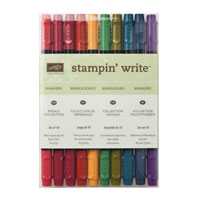 Stampin Write Markers - Regals Collection