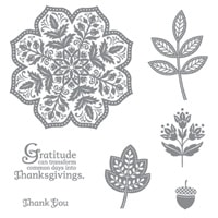 Day Of Gratitude - Clear-Mount Stamp