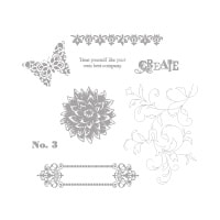Creative Elements - Clear-Mount Stamp