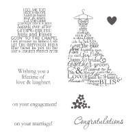 Love & Laughter - Clear-Mount Stamp