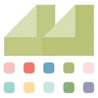 Subtles Backgrounds Designer Series Paper Stack