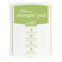 Pear Pizzazz Classic Stampin' Pad