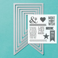 Perfect Pennants Clear-Mount Bundle