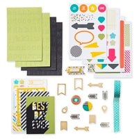 Everyday Adventure Project Life Accessory Pack