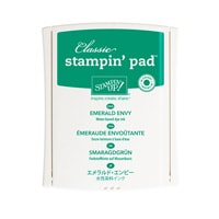 Emerald Envy Classic Stampin' Pad