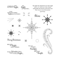 Star Of Light Photopolymer Stamp Set