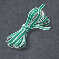 "Ribbon Taffeta 1/8"" (3.2 Mm) Emerald Envy"