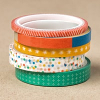 Party Animal Designer Washi Tape