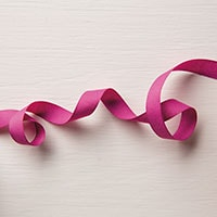"Berry Burst 1/2"" Finely Woven Ribbon"