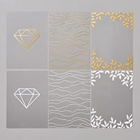 Naturally Eclectic Card Overlays