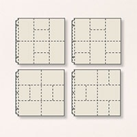"Variety Pack 12"" X 12"" Photo Pocket Pages"