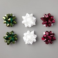 Season Of Glitz Mini Gift Bows