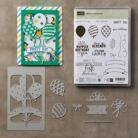 Balloon Adventures Photopolymer Bundle