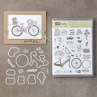Bike Ride Photopolymer Bundle