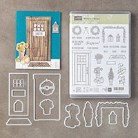 At Home With You Photopolymer Bundle