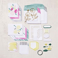 Soft Sayings Card Kit Refill