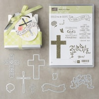 Hold On To Hope Clear-Mount Bundle