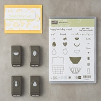 Fruit Basket Photopolymer Bundle