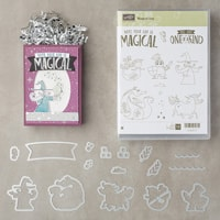Magical Day Wood-Mount Bundle