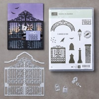 L'entrée Du Cimetière Clear-Mount Bundle (French)
