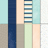 Twinkle Twinkle Designer Series Paper