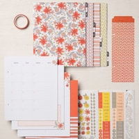 Big Plans Planner Kit Refill