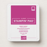 Berry Burst Classic Stampin' Pad